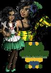 Miss Doll International 2014 - round 1