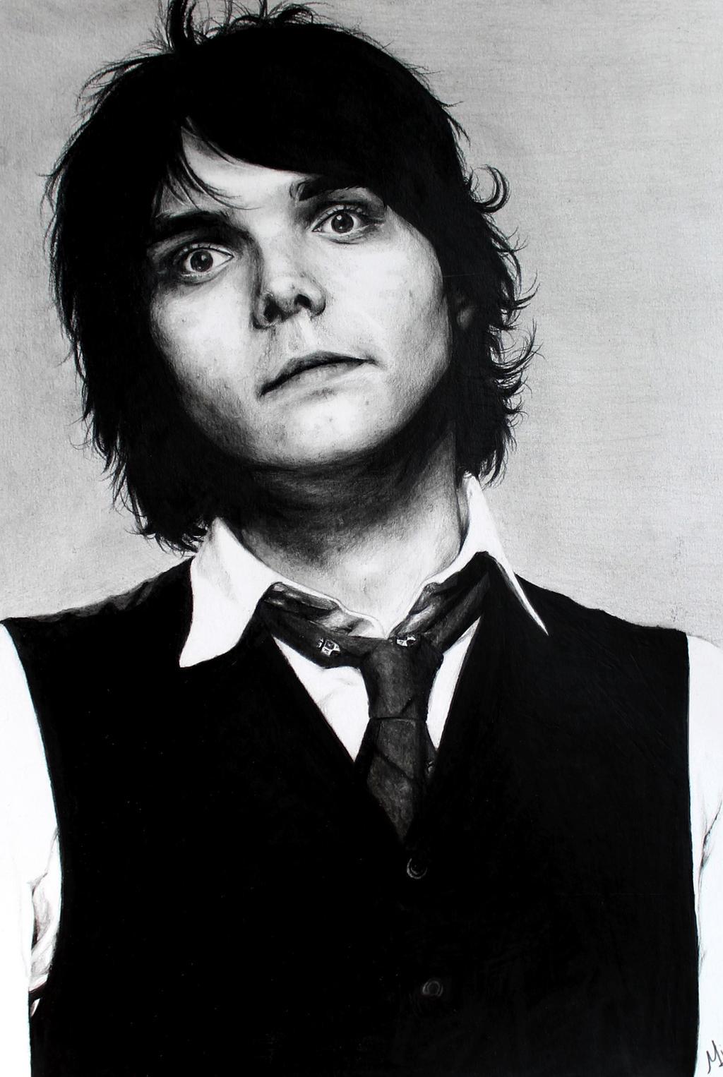 Gerard Way by MiaGB