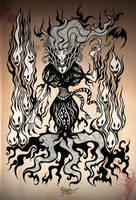 Death Prophet by StoicSquid