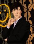 Portrait - Sherlock/Cumberbatch