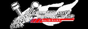 Bamboo Auto Machine Shop Logo
