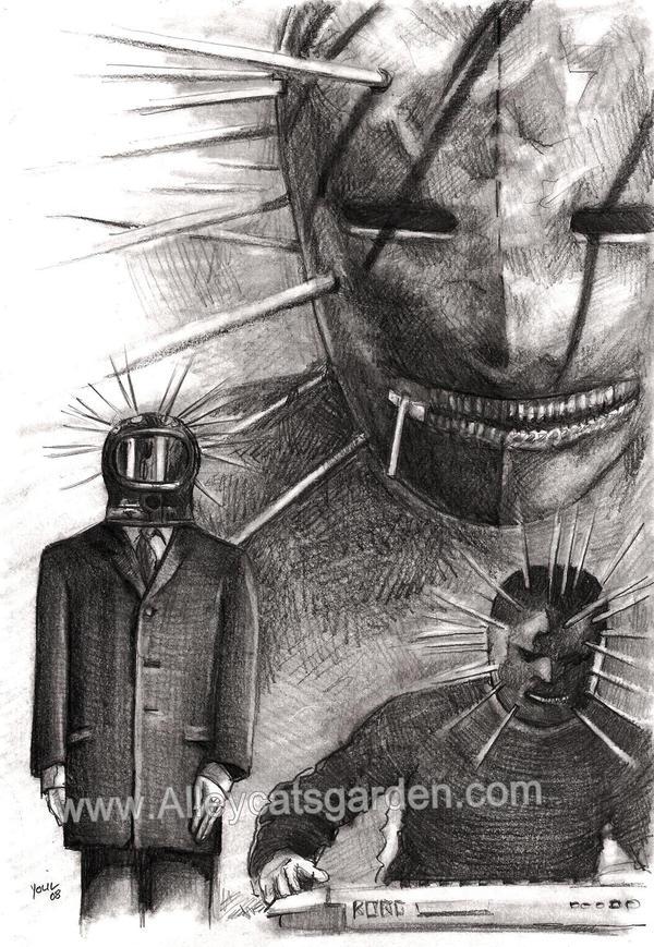 Slipknot Craig Jones by Alleycatsgarden