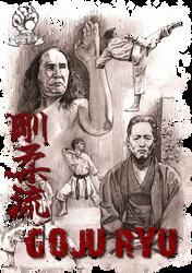 Goju Ryu - Miyagi and Yamaguchi