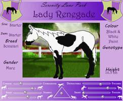SLP Lady Renegade