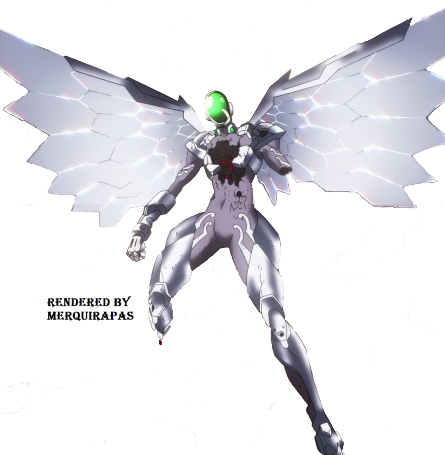 Silver Crow From Accel World By MERQuirapas