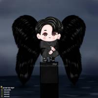 Kookie Concept Photo version 2 by BoKookGi