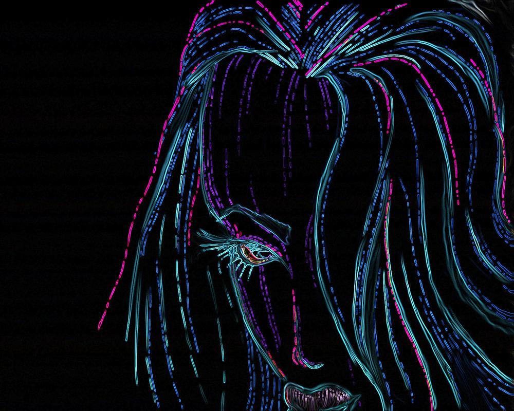 Cortana Wallpaper By Darkneshasfallen
