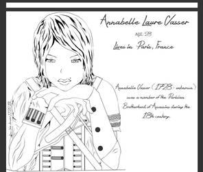 December Challenge: Mini Bio: Assassin's Creed FC