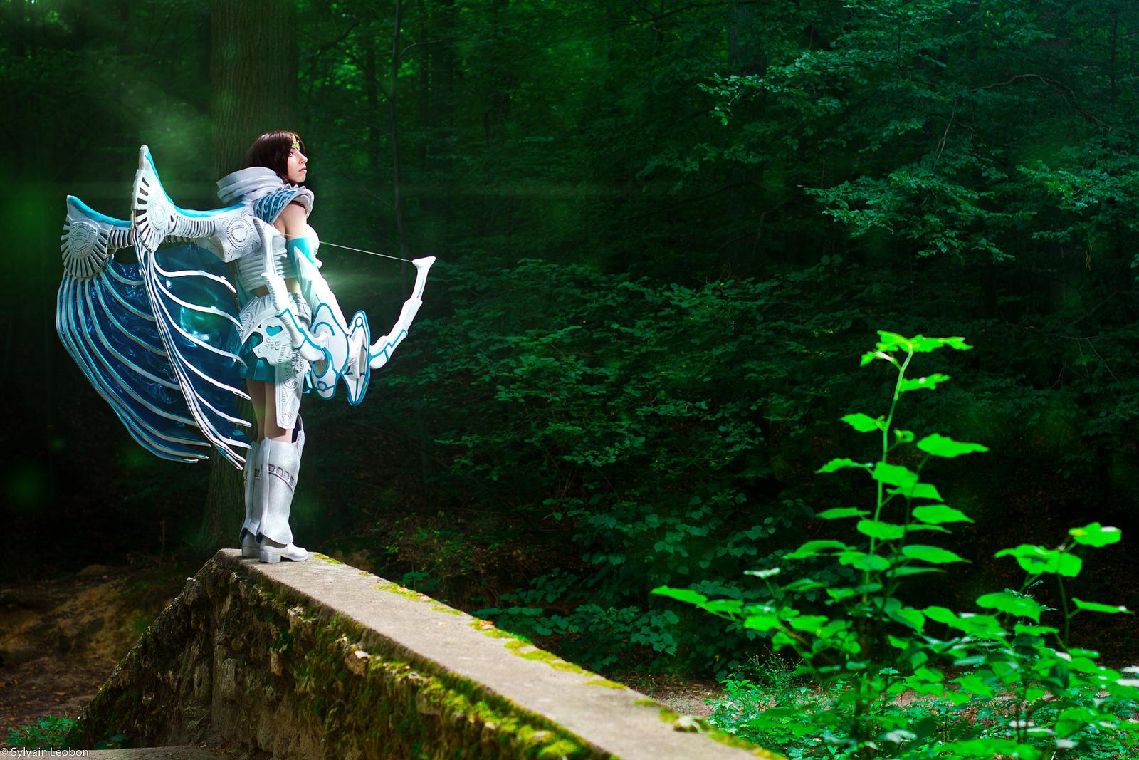 Shana Legend of Dragoon by dandlit