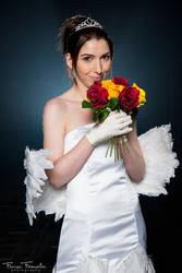 Wedding Yuna by dandlit