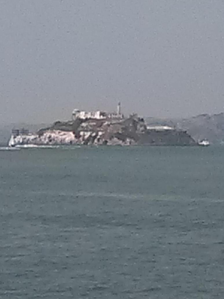 Alcatraz (The Rock) by JoshuaTheFurry