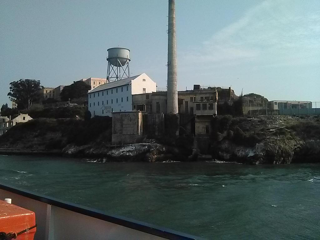 Alcatraz by JoshuaTheFurry
