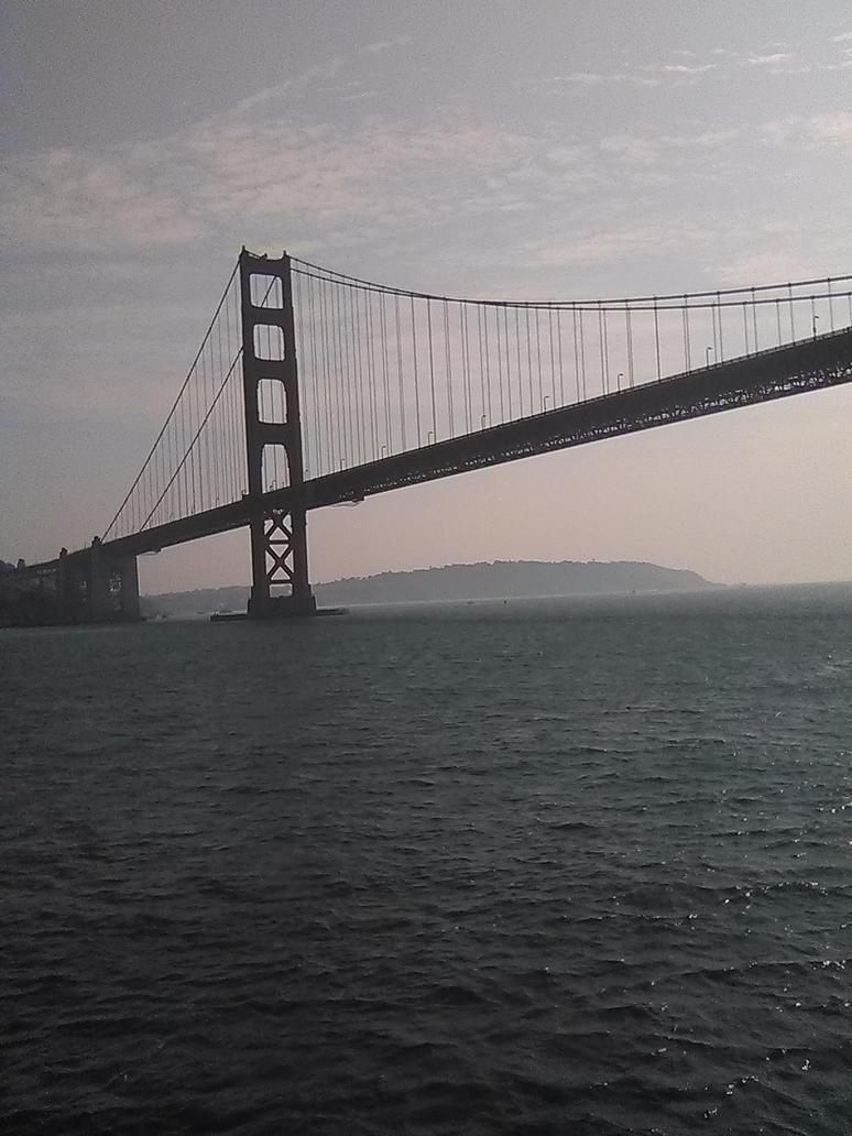 Golden Gate Bridge 2 by JoshuaTheFurry