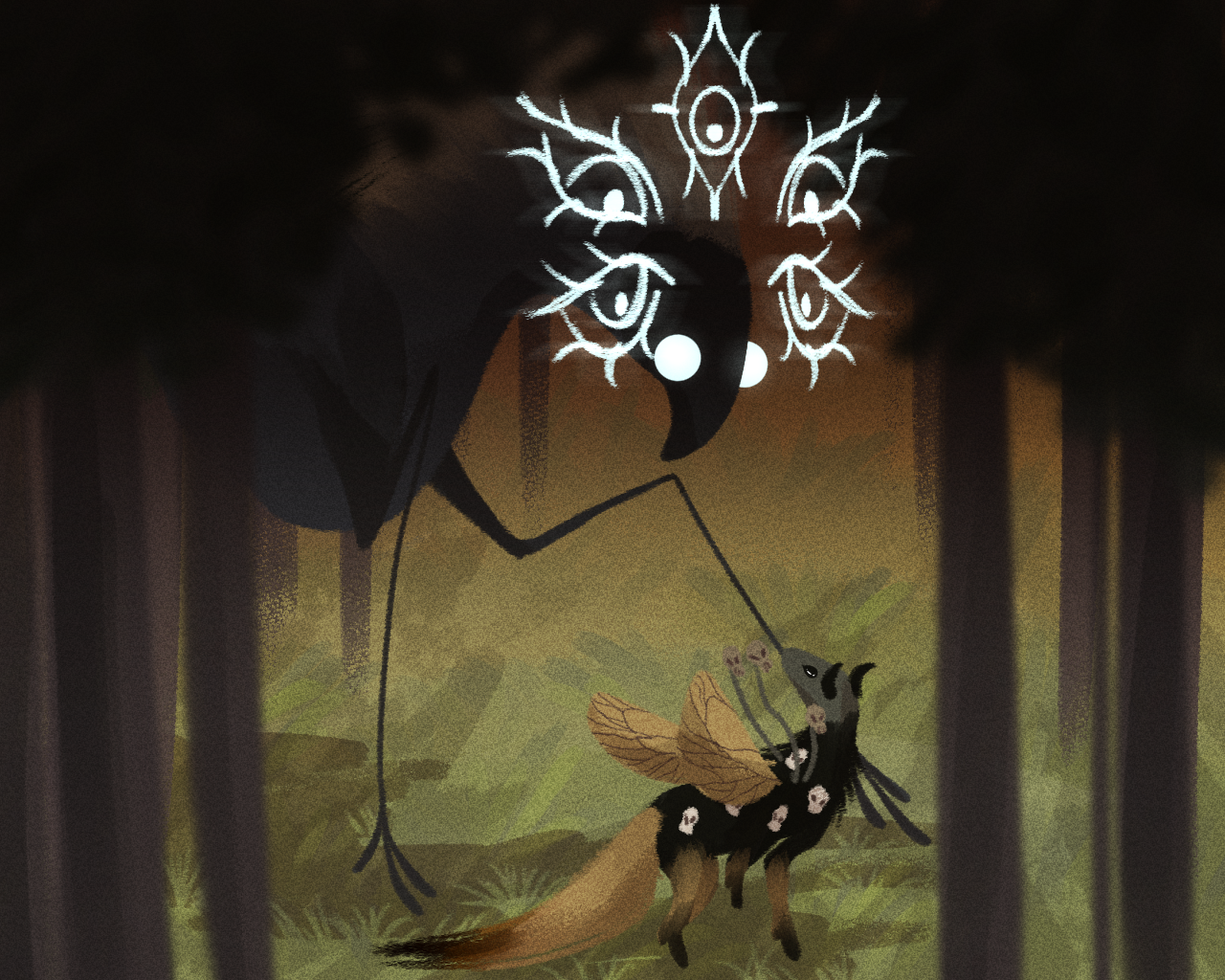 [TWWM] Strange encounters