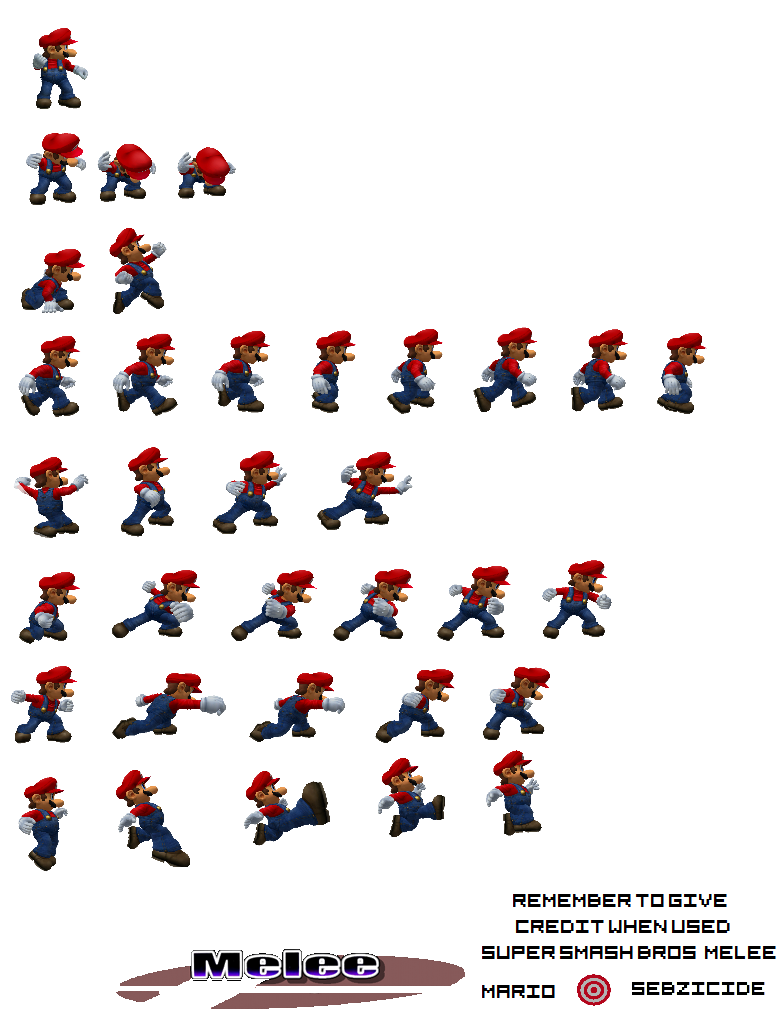 the gallery for gt sprite sheet halo