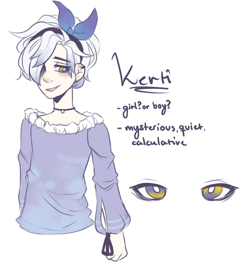 kerti litwick gijinka by wynterchill on DeviantArt for Litwick Gijinka  303mzq