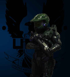 UNSC Master Chief armor