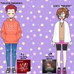 [RC]-[Nakatani Children]~Tokuma and Jueru