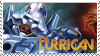 TURRICAN Stamp by TRADT-PRODUCTION