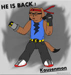 Commission - Kousenmon by TRADT-PRODUCTION