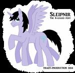 Sleipnir the 8-legged pony by TRADT-PRODUCTION