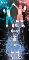 Jaice and Reace Fusion by TRADT-PRODUCTION