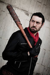 Negan cosplay 4 by TRADT-PRODUCTION