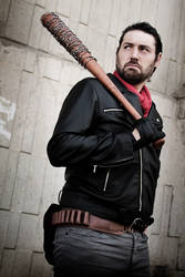 Negan cosplay 5 by TRADT-PRODUCTION