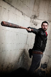 Negan cosplay 7 by TRADT-PRODUCTION