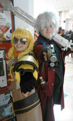 Dante and yang