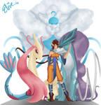 Pokemon Trainer Elve by Elve-nM