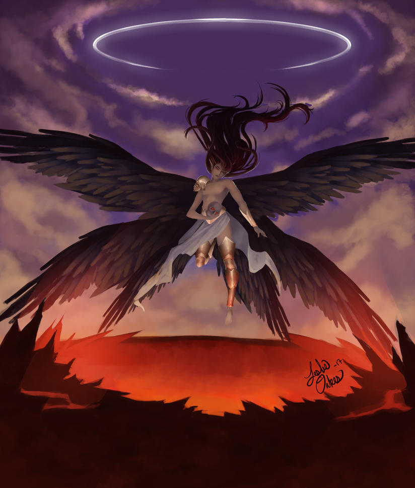 The Fallen Angel | www.imgkid.com - The Image Kid Has It!