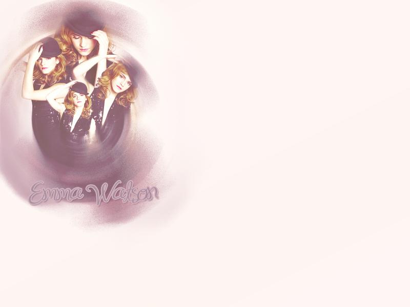 Emma Watson01 Collage by Marssie