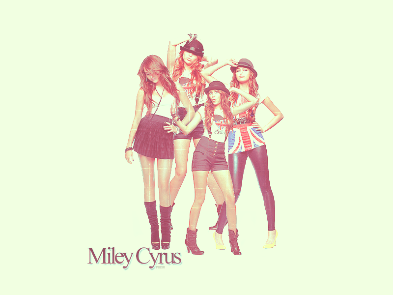 Miley Cyrus by Marssie