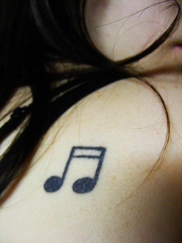 Tattoo - shoulder tattoo
