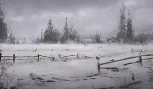 Quick Snow field