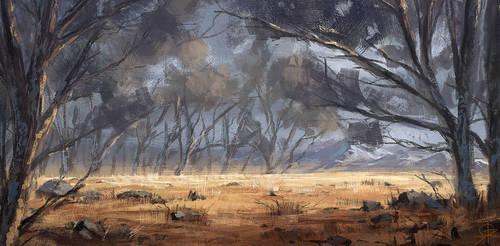 Landscape Improvisation by ChrisDrake1987