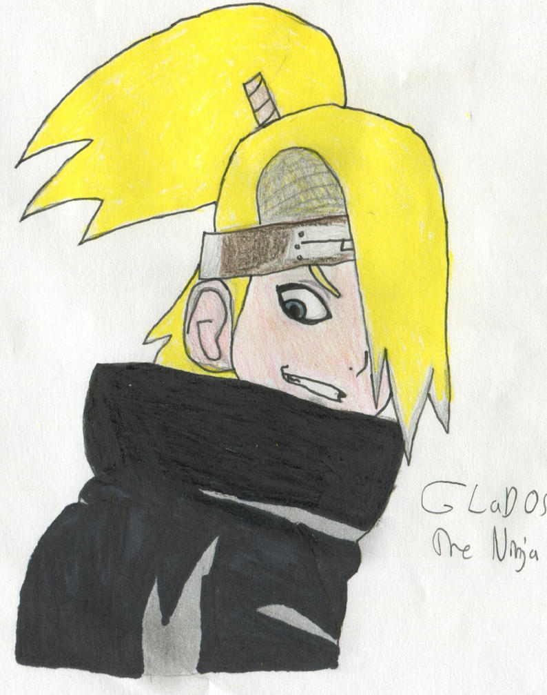 Deidara by PlethoraFantastique