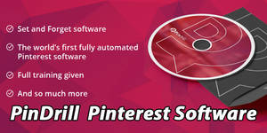 PinDrill - Pinterest Marketing Software
