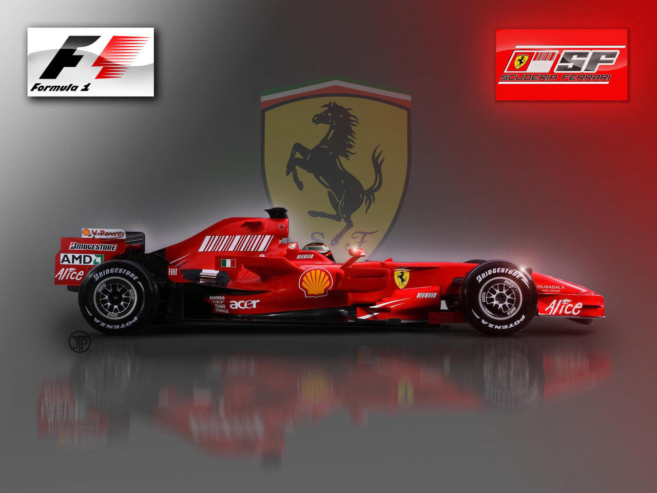 Ferrari f1 fan shop