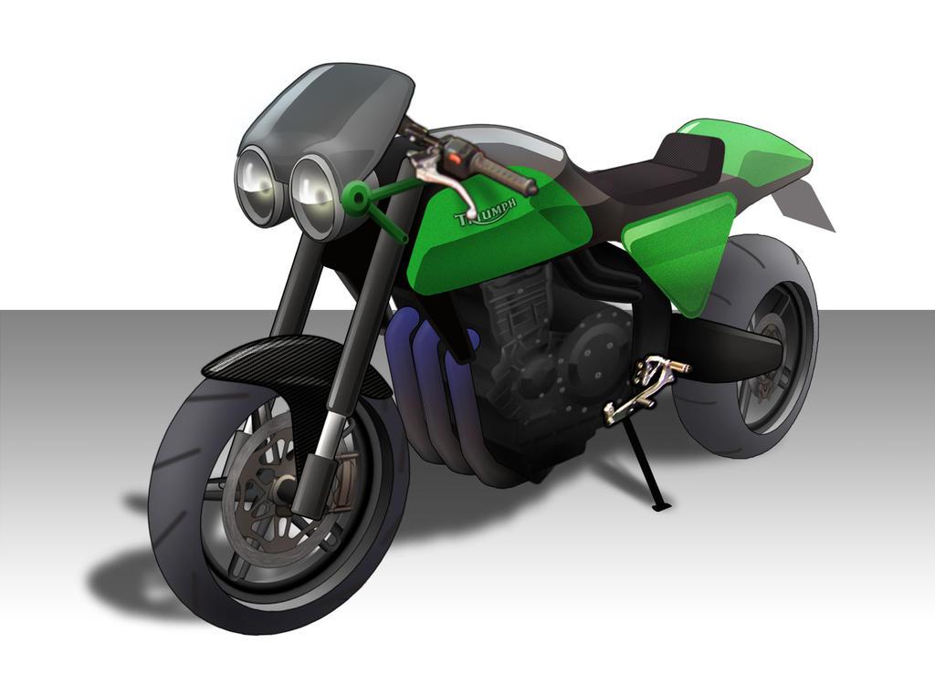Triumph Concept Bike 2 by tmr5555