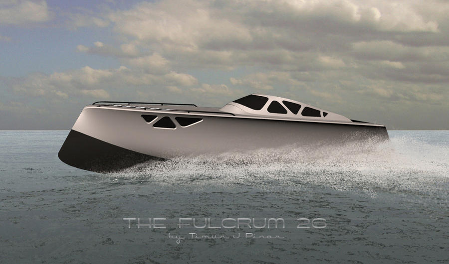 Yacht Concept 1 by tmr5555