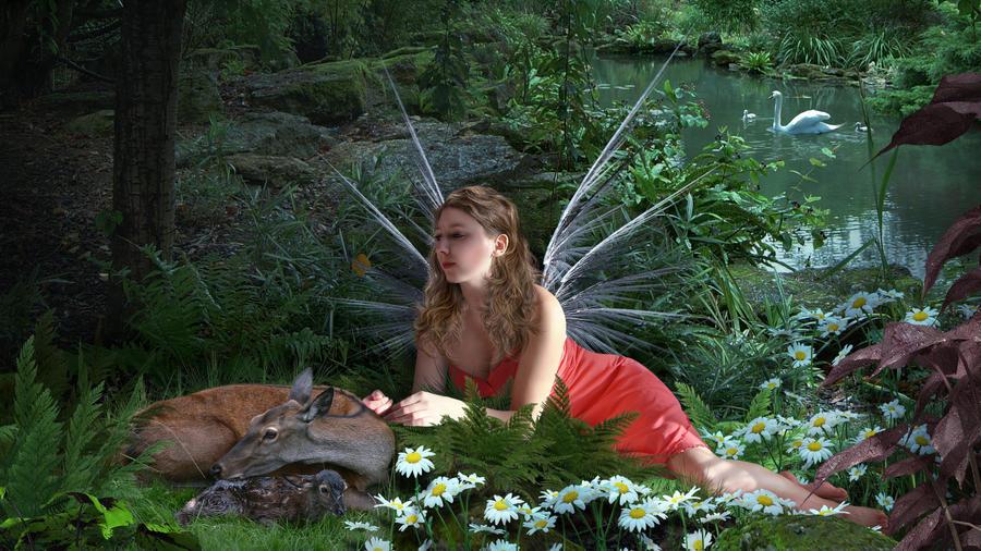 Fairy Laetitia by Pablo-Toledo