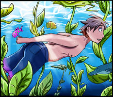 Mermaid1 by Railgun04