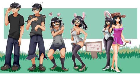 Rabbit Season  :Commission: