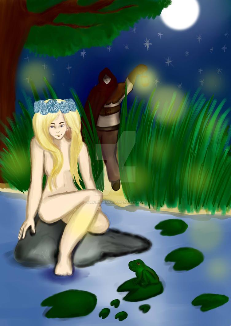 nimfa by Druid-Lesny