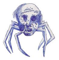 Las Aranas Zombies de los Pantanos by tuscriaturas