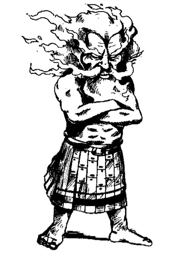 Azer, por Gary Gygax