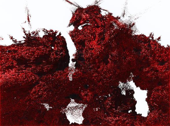Plaga de la Sangre Resplandeciente por Jakeukalane