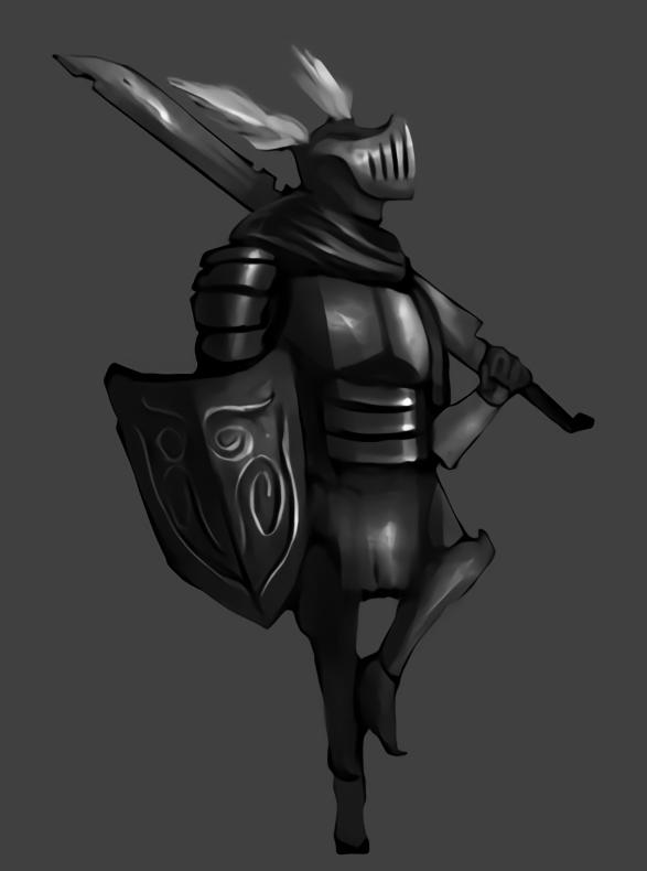 Un Señor del Caos Váushi por vincentvanhoof